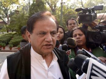 Rajya Sabha election: Congress troubleshooter Ahmed Patel is in a fix