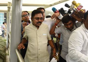 AIADMK's TTV Dinakaran rejects sacking claims: 'No one can remove me'