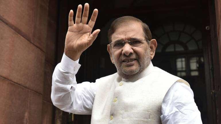Sharad dismisses JD(U) leaders' threat of action against him