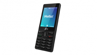 JioPhone pre-booking to start from Thursday for Rs 500