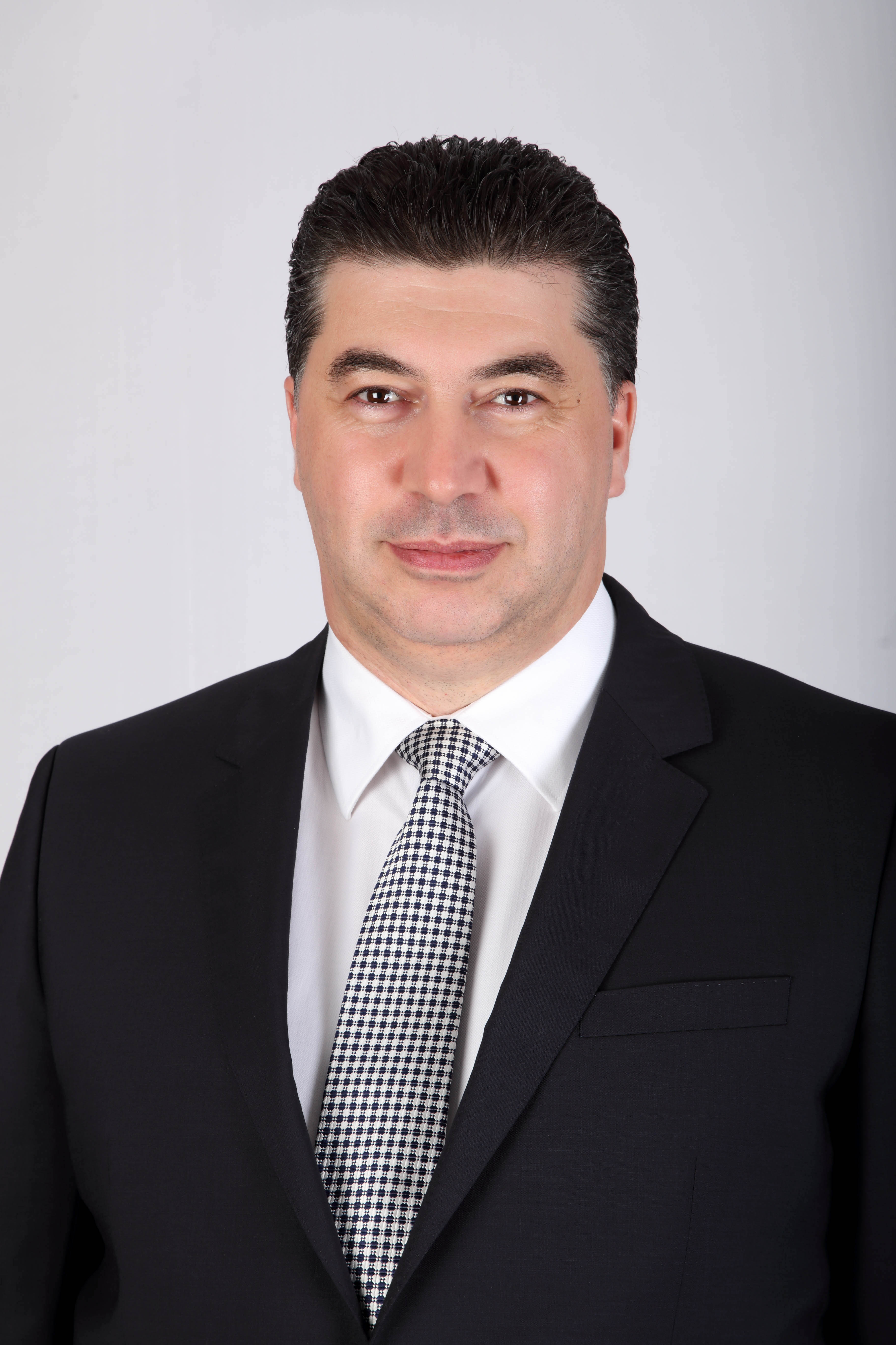 Kaher Kazem, GM India president and managing director