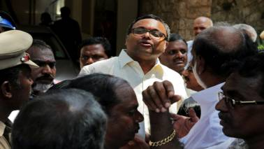Lookout notice issued as Karti Chidambaram was closing foreign bank accounts, CBI tells SC