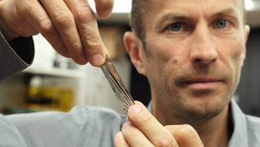 Sony and IBM scientists pack 330 TB data in palm-sized magnetic tape cartridge