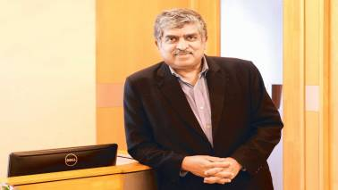 How should investors play the return of Nilekani at Infosys?