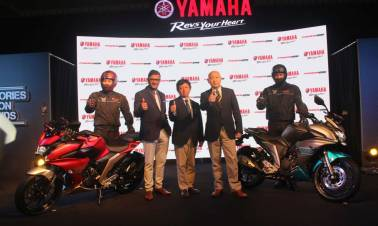 Yamaha launches Fazer 25 at Rs 1.28 lakh, to take on KTM Duke 250