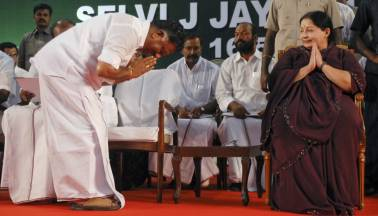 Tamil Nadu's go-to stopgap chief minister, O Panneerselvam is now deputy CM