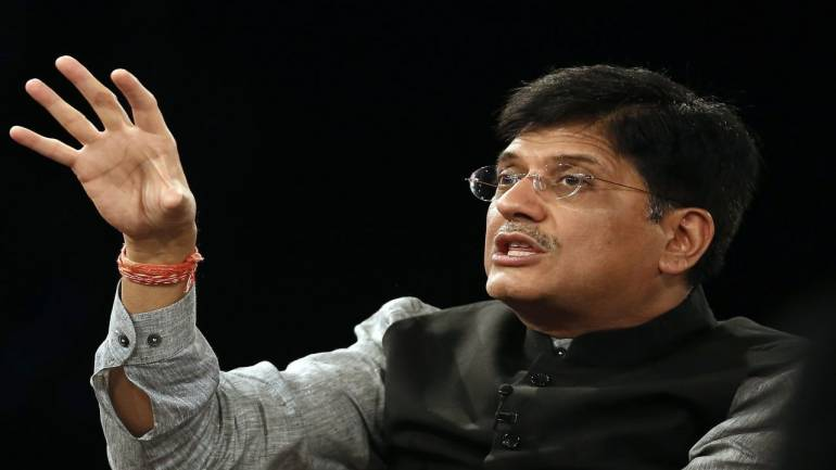 Space technology to be used to make train travel safer: Piyush Goyal