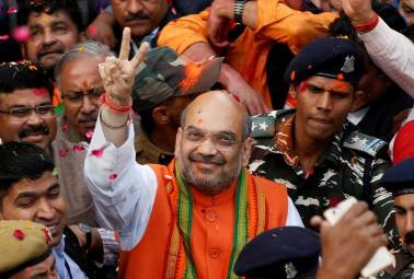 Amit Shah: Three years as BJP chief, Modi's Man Friday is only just getting started
