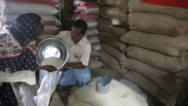 Centre gives additional 14,760 tonnes rice for flood-hit Bihar