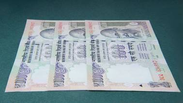 Indian rupee strengthens to two-year high