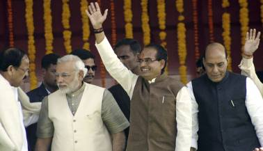 Shivraj Chouhan will lead BJP in MP Assembly polls: Amit Shah