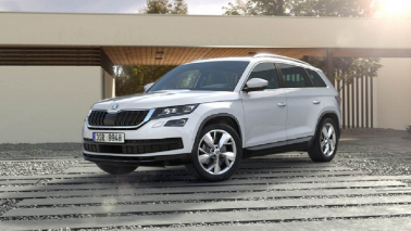 Skoda expected to launch its SUV Kodiaq next month