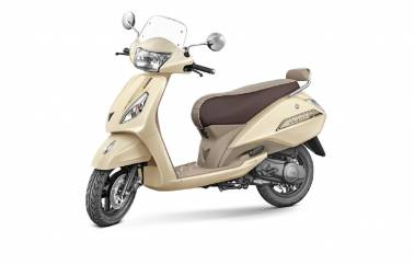 TVS eyes electric two wheeler space, to roll out products soon