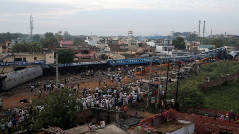 India's railway board chairman resigns following derailment incidents