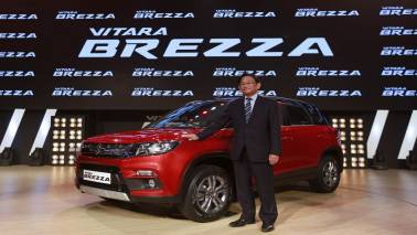 In a first, Maruti revenues go past parent Suzuki's Japanese sales