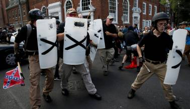 White supremacists, neo-Nazis and KKK: Meet the US right-wing groups at heart of Charlottsville controversy