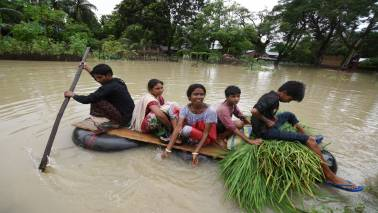 Flood situation improves in north Bengal, toll mounts to 52