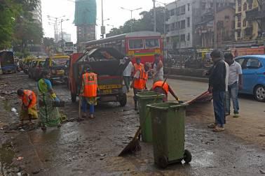 Mumbai braces for another day of heavy rains; schools shut