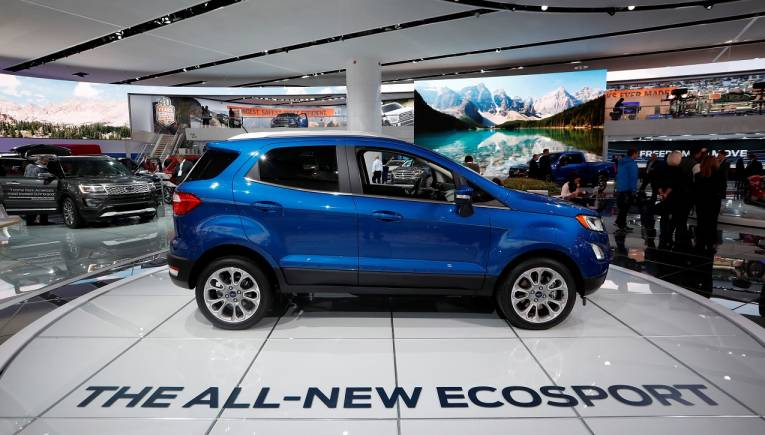 Ford Reveals Its New EcoSport Model With Improved Sporty Features