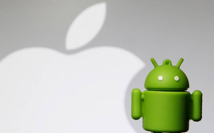 Dow Jones sorry for 'technical error' after it published news saying Google was buying Apple