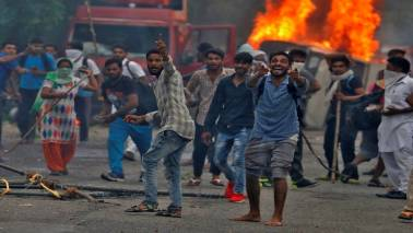 Haryana-Punjab violence hits services in U'khand; 80 buses suspended