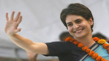 Reports of active political role for Priyanka fake news: Cong