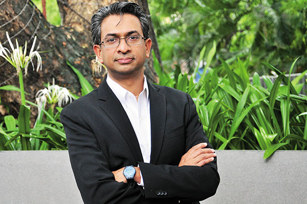 Rajan Anandan Vice President and Managing Director of Google India, Courtesy: Forbes India.