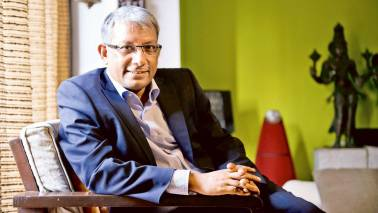 EXCLUSIVE-Infosys co-chair Venkatesan opens up on targets, founder-CEO rift and investor concerns