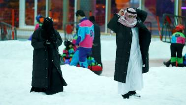 'Ye shall not go out with haste': Saudi man divorces wife for walking ahead