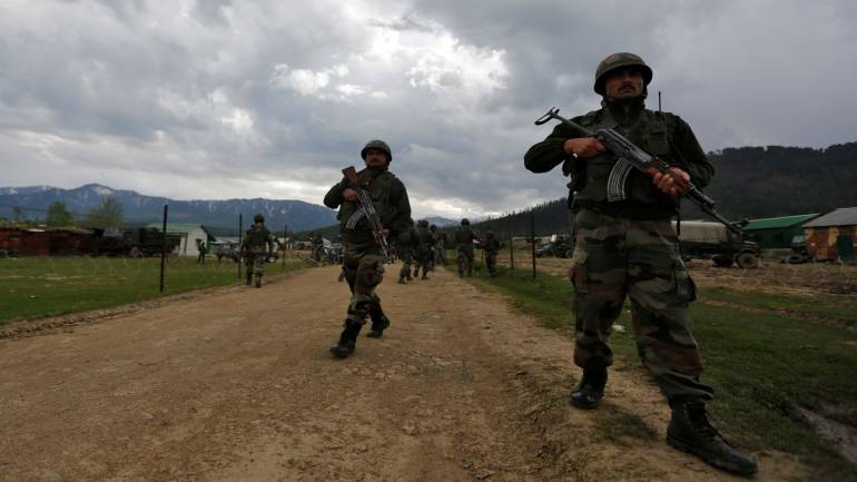 Indian army conducts Surgical Strike on Myanmar border, terror targets destroyed