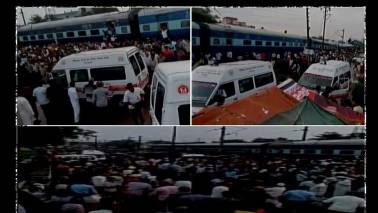 Utkal Express derails near Muzaffarnagar, at least 20 injured