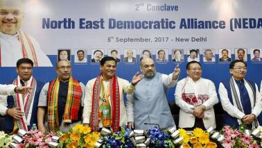 Development of north-east must for overall growth: Amit Shah