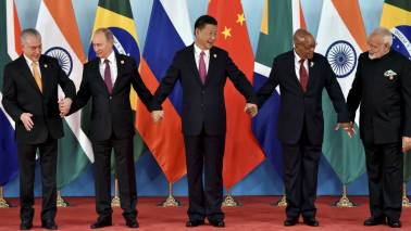 BRICS leaders want to deepen political, security cooperation: Xi Jinping