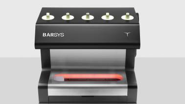 Hitting the Bar(sys): This robot can fix you a drink in 60 seconds!