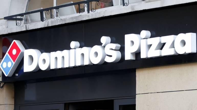 Domino's operator Jubilant Foodworks gains 4.5% after co assures on safety of products
