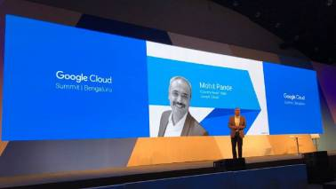 Machine learning, AI will differentiate Google Cloud from others: Mohit Pande