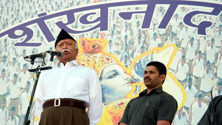 RSS slams Rahul Gandhi over remarks on women in Sangh 'shakas'