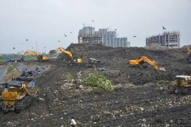 Ghazipur landfill: NGT raps Delhi government, civic bodies