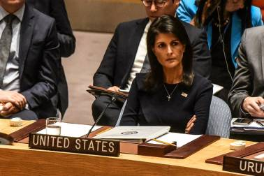 UNSC refrom a priority for Trump administration: Ambassador Nikki Haley
