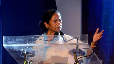 BJP under pressure in Gujarat, claims Mamata Banerjee