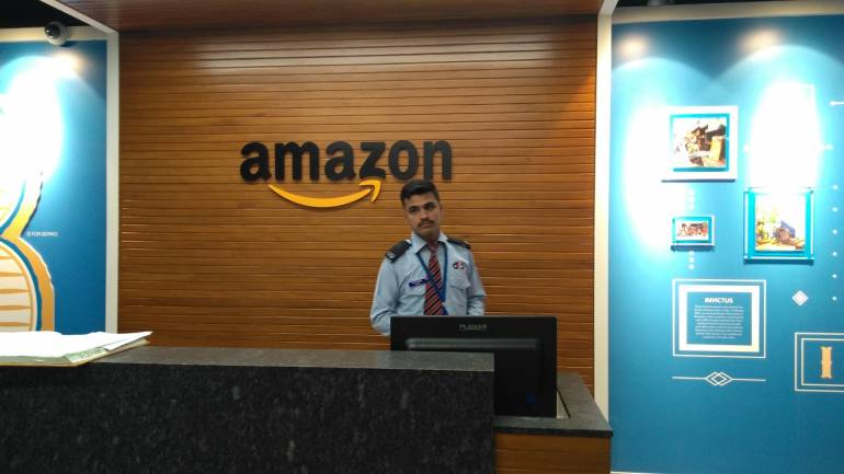 Amazon buying 5% stake in Indian retailer