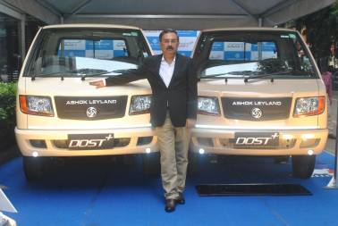 Ashok Leyland to invest Rs 400 cr on mini trucks, launch new platform