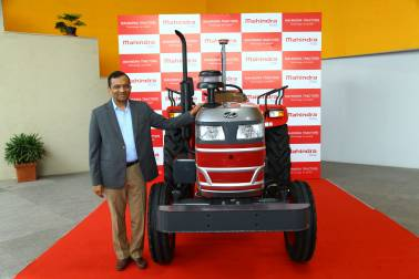 Drones for soil mapping? Mahindra says why not