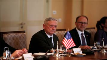 North Korea short of posing imminent missile threat: Jim Mattis