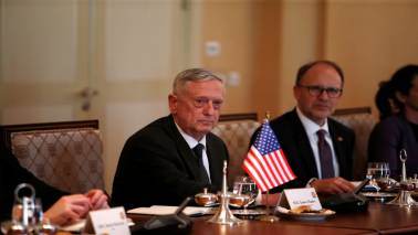 US Defence Secretary Jim Mattis to visit India, meet PM Modi next week