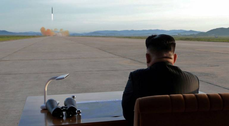 How a homemade tool helpedNorthKorea's missile programme