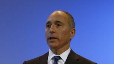 Novartis's Joseph Jimenez stepping down, Vasant Narasimhan named new CEO