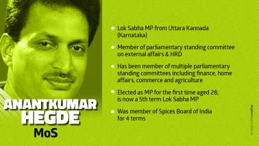 Ananth Kumar Hegde: A five-time MP with passion for Tae Kwon Do