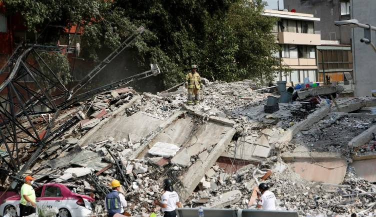 6 0 Magnitude Quake Hits Off Papua New Guinea