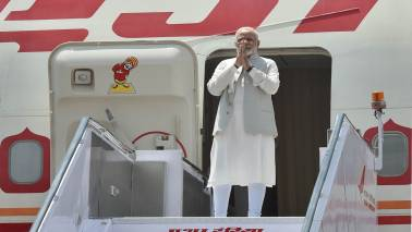 BRICS Summit 2017: PM Modi arrives in Xiamen, meeting with Putin on cards